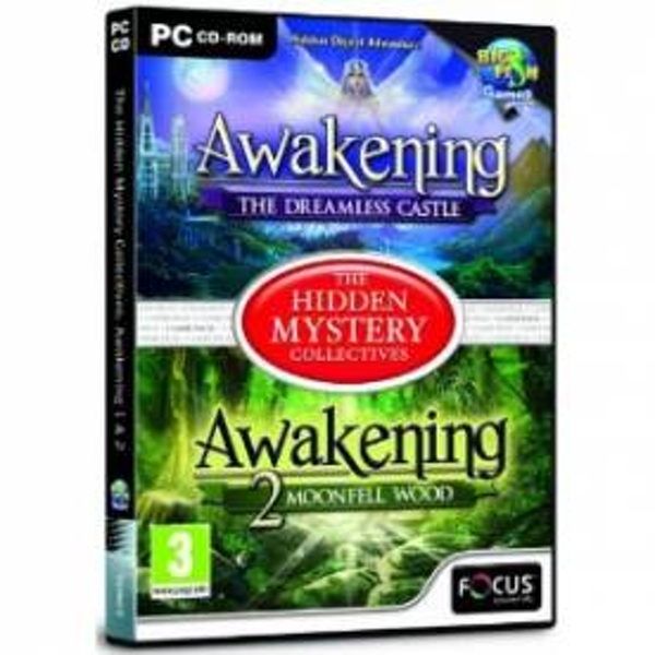 The Hidden Mystery Collectives Awakening 1 & 2 Game PC