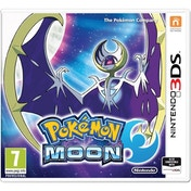 Pokemon Moon 3DS Game