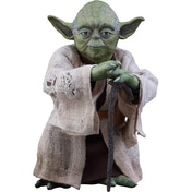 Jedi Master Yoda (Star Wars) Hot Toys 1:6 Scale Figure
