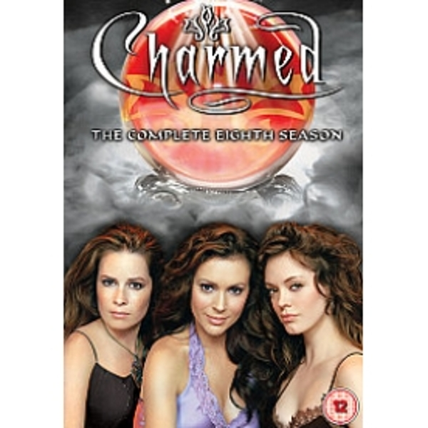 Charmed Series 8 DVD