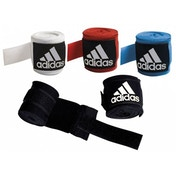 Adidas Boxing 2.55m Hand Wraps White