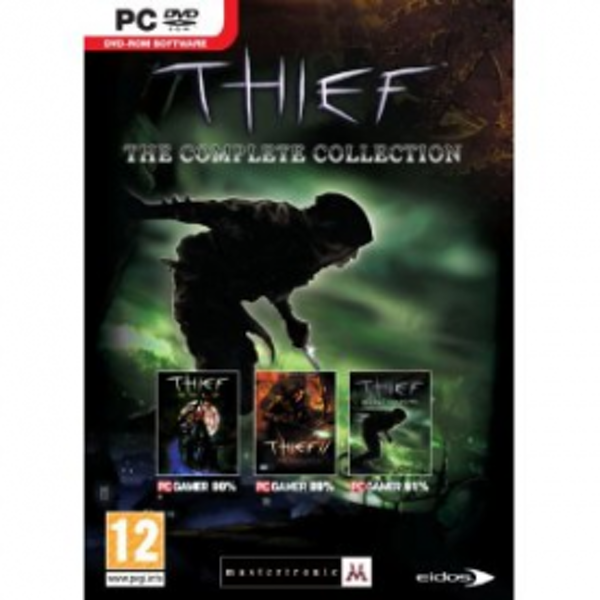 Thief The Complete Collection Game PC