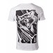 Marvel Comics Guardians of the Galaxy Vol. 2 Men's Large Rocket T-Shirt - White - Image 2