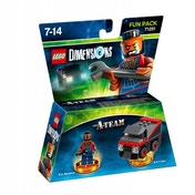 The A-Team Lego Dimensions Fun Pack