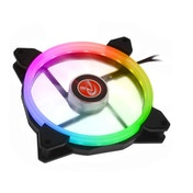 Raijintek IRIS 14 Rainbow RGB LED Fan - 140mm