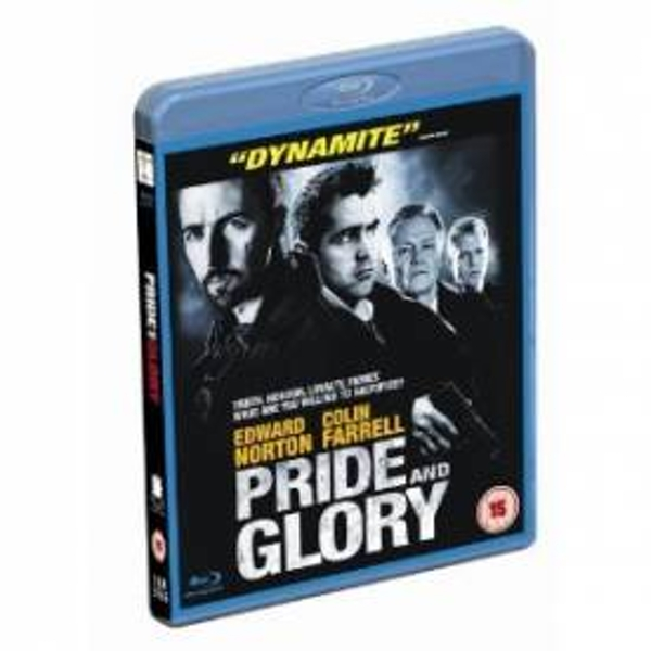 Pride and Glory Blu-Ray - Image 1
