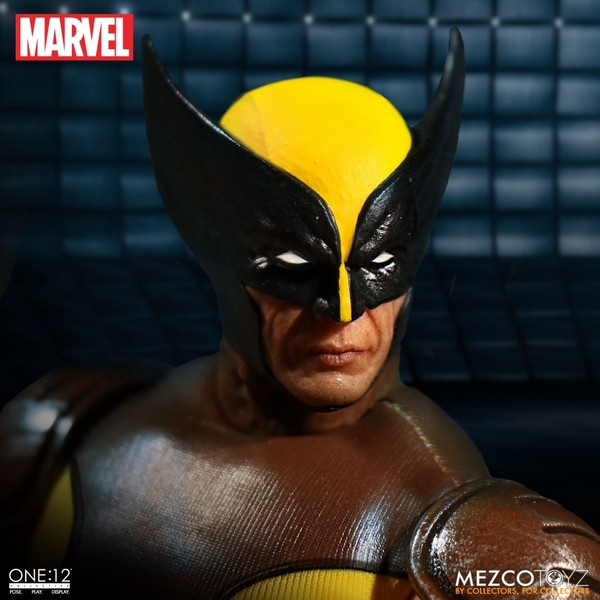 Wolverine (Marvel) One:12 Collective Figure - Image 5