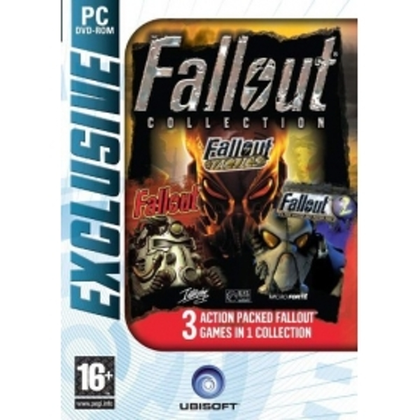 Fallout Collection Game (Exclusive) PC