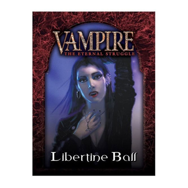 Vampire The Eternal Struggle - Sabbat: Libertine Ball: !Toreador Preconstructed Deck