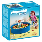 Playmobil City Life Ball Pit