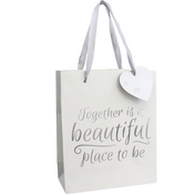 Pack of 6 Medium 'Together' Gift Bags