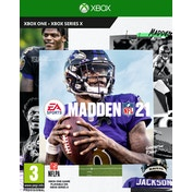 Madden NFL 21 Xbox One Game | Series X