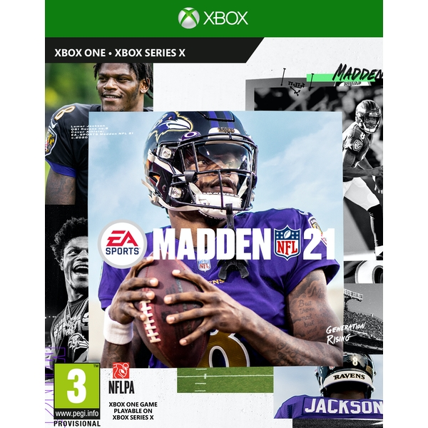 Madden NFL 21 Xbox One Game