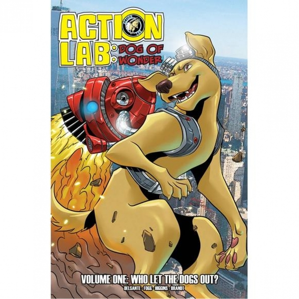 Action Lab  Dog Of Wonder: Volume 1: Who Let The Dogs Out