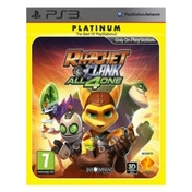 Ratchet & and Clank All 4 For One (Platinum) Game PS3