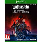 Wolfenstein Youngblood Deluxe Edition Xbox One Game (Pre-Order Bonus)