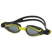 SwimTech Argento Junior Goggles Black/Yellow