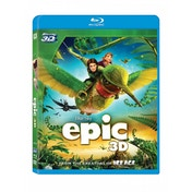 Epic 3D Blu-ray