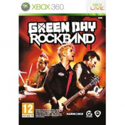 Rock Band Green Day Solus Game Xbox 360