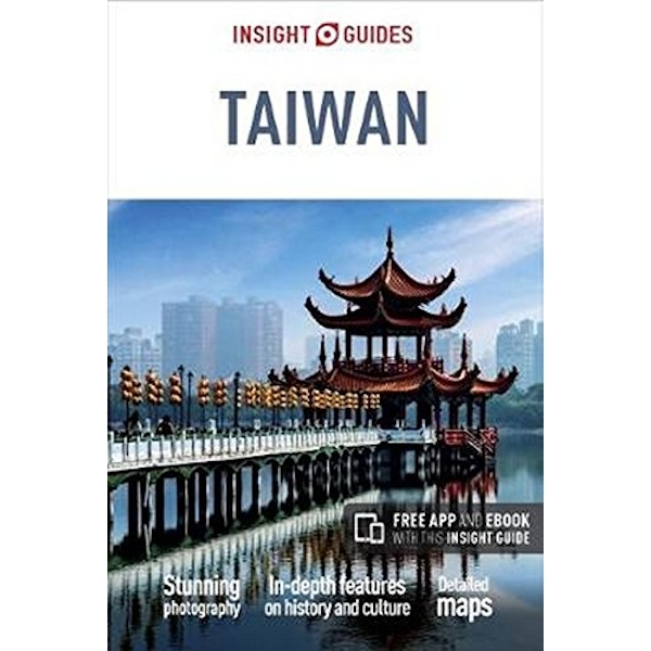 Insight Guides Taiwan by Insight Guides (Paperback, 2017)