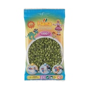 Hama - 1000 Beads in Bag (Olive Green)