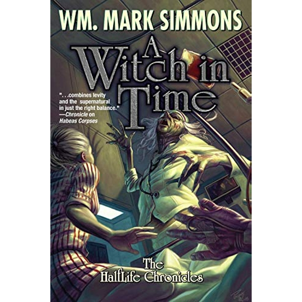 Witch in Time (Halflife Chronicles)