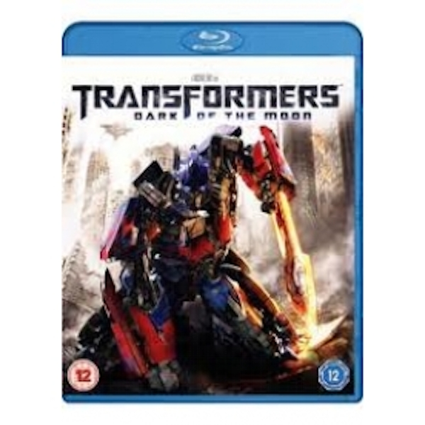 Transformers Dark Of The Moon Blu-ray