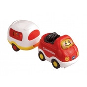 VTech Toot Toot Drivers Convertible with Caravan