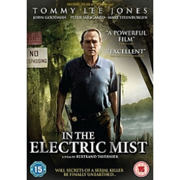In The Electric Mist 2010 DVD