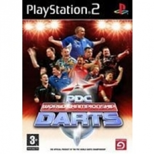PDC World Championship Darts Game PS2