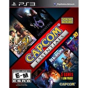 Capcom Essentials Game PS3 (#)