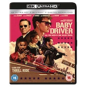 Baby Driver 4K UHD   Blu-ray   Digital Download
