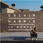 Calvin Harris 18 Months CD