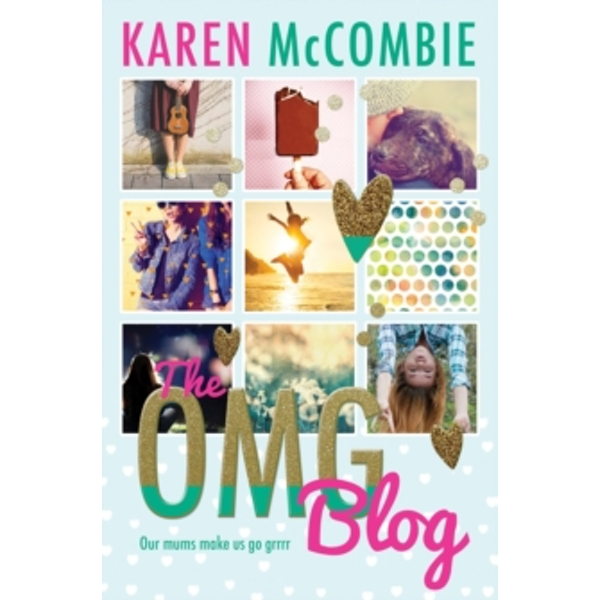 The OMG Blog by Karen McCombie (Paperback, 2016)