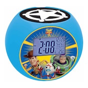 Lexibook RL975TS Disney Toy Story 4 Radio with Projector Alarm Clock
