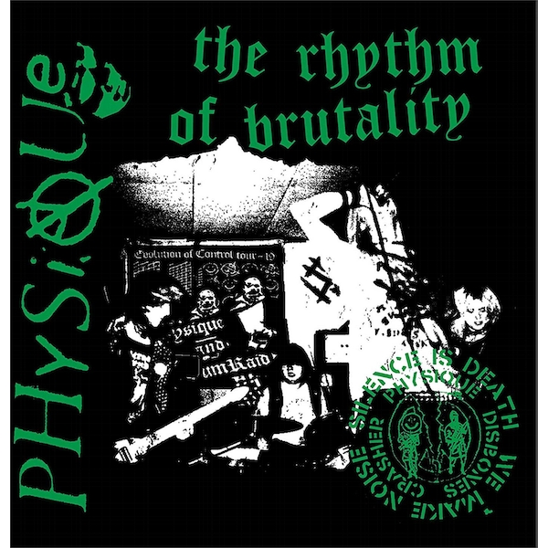 Physique ‎– The Rhythm Of Brutality Vinyl