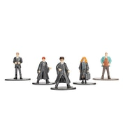 Set A (Harry Potter) Nano Metalfigs Diecast Mini Figures 5-Pack