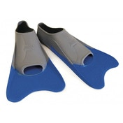 Zoggs Ultra Blue Fins 1-2