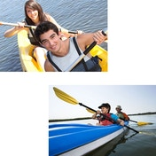 Kayak or Canoe Hire for Two