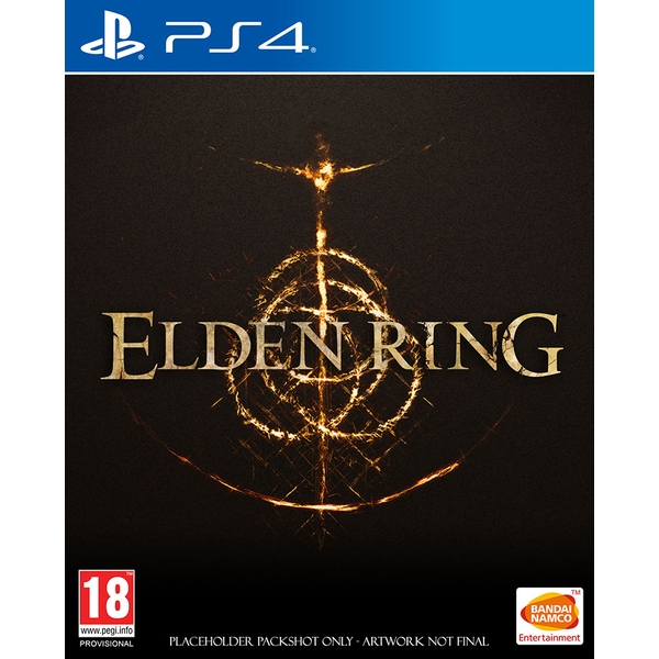 Elden Ring PS4 Game - Image 1