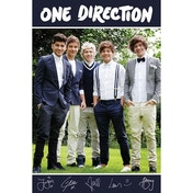 One Direction Navy Maxi Poster