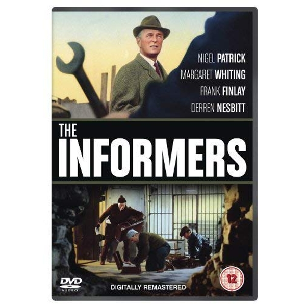 The Informers (DVD, 2012)