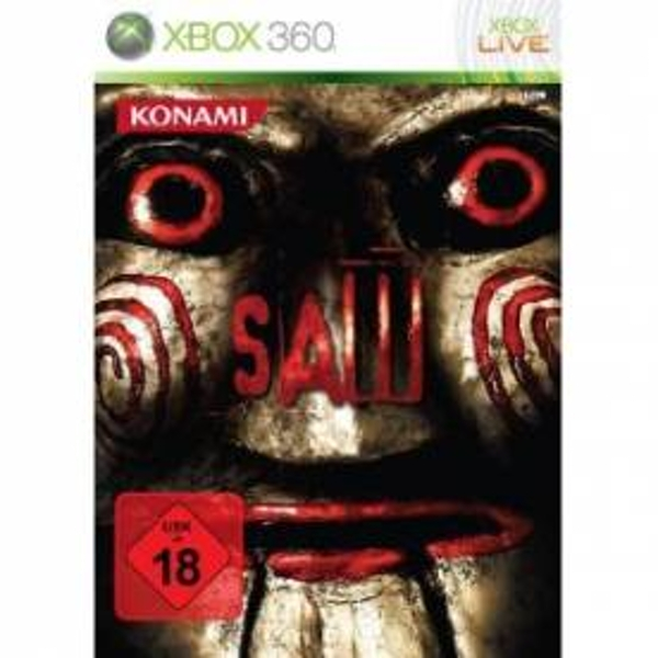 Saw The Video Game Xbox 360