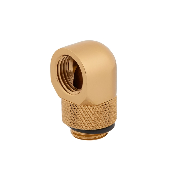 Corsair Hydro X Series 90 Rotary Adapter Dual Pack - Gold (CX-9055010-WW)