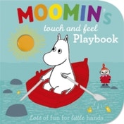 Moomin's Touch and Feel Playbook by Tove Jansson (Board book, 2014)