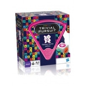 Trivial Pursuit London 2012 Games Edition Board Game