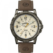 Timex T49990 Expedition Rugged Metal Watch with Natural Colour Dial