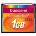 Transcend 1GB 133x Compact Flash Card - Image 2
