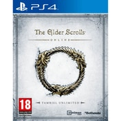 The Elder Scrolls Online Tamriel Unlimited PS4 Game