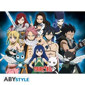 Fairy Tail - Group Small Poster